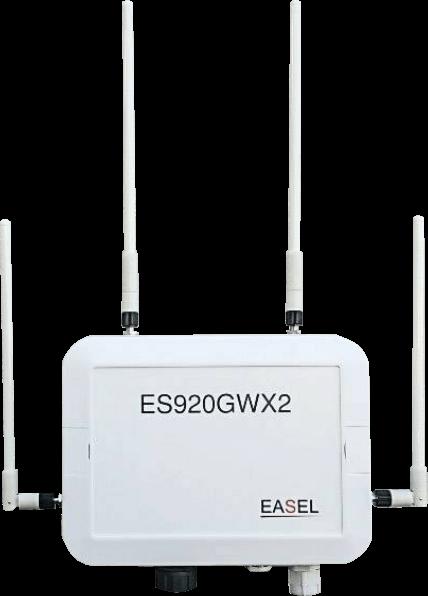 プライベートLoRaゲートウェイ ES920GWX2