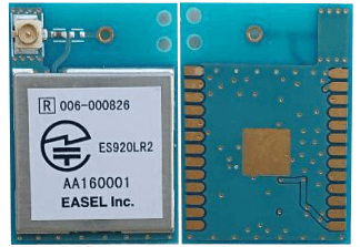 920MHz帯LoRa/FSKモジュール(超低消費電力) ES920LR2