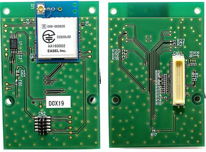 Armadillo用アドオンモジュール ES920LR2-AR