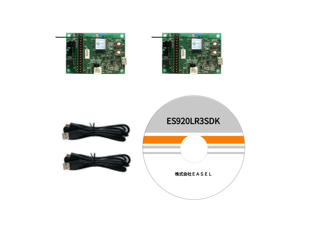 開発/評価キット ES920LR3SDK2